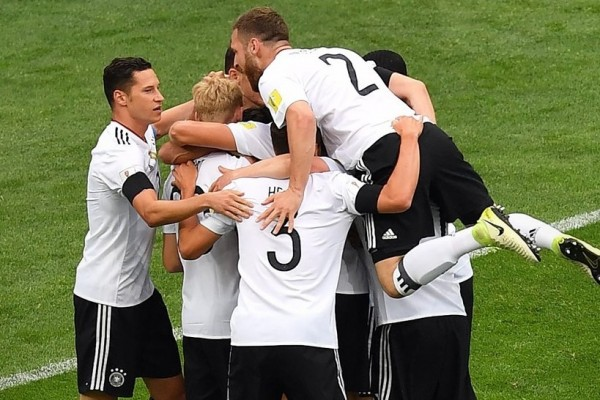 Final Piala Konfederasi 2017, Jerman Tantang Chile
