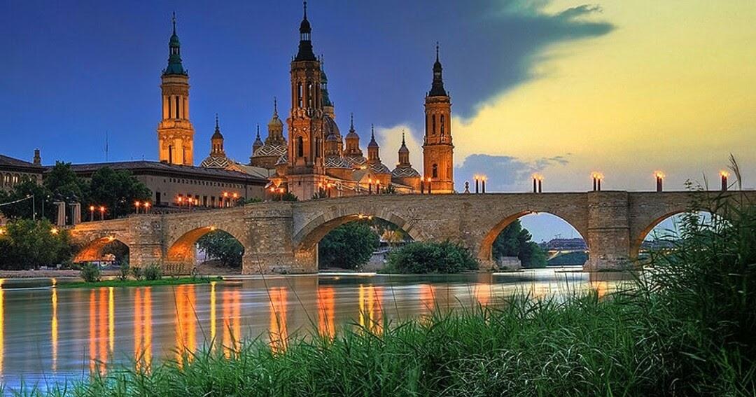 Zaragoza, Kota Kejayaan Islam yang Tinggal Kenangan