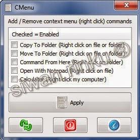 right click
