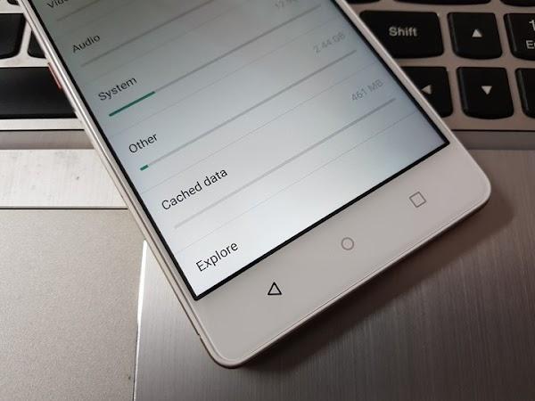 Cómo recuperar el almacenamiento en Android