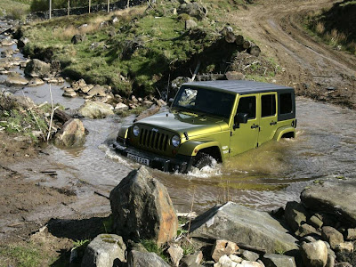 Jeep Wrangler Off Road Normal Resolution HD Wallpaper