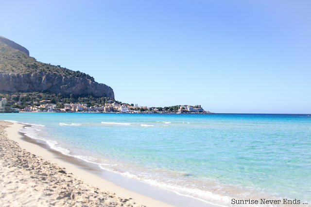 sicile,mondello,palerme,road trip,city guide,travel guide,plage,méditerrannée