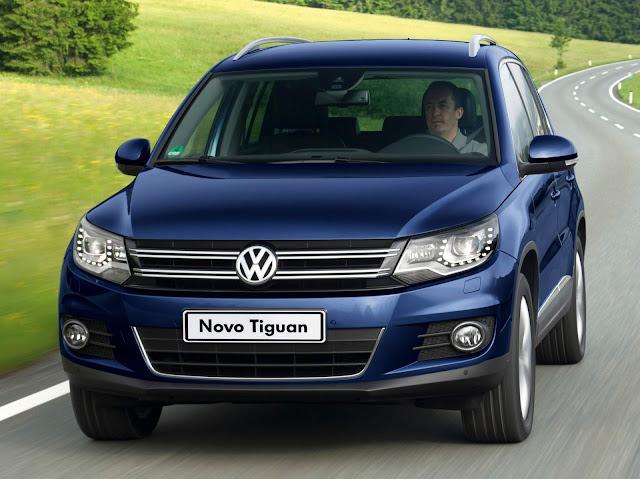 VW Tiguan 2017 - Preço