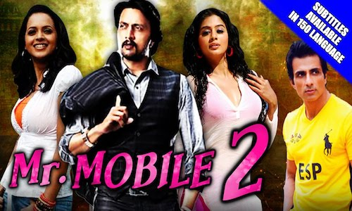 Mr Mobile 2 2016 Hindi Dubbed 480p HDRip 350mb