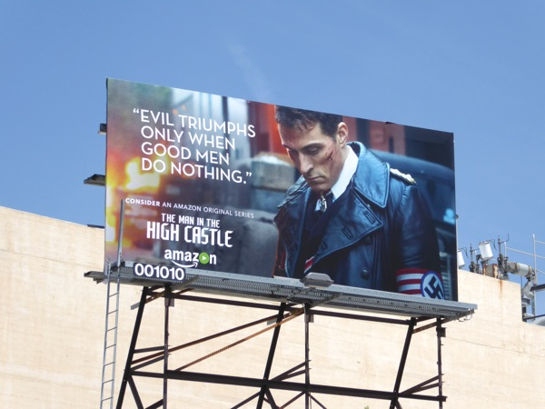 Man in the High Castle 2016 Emmy billboard