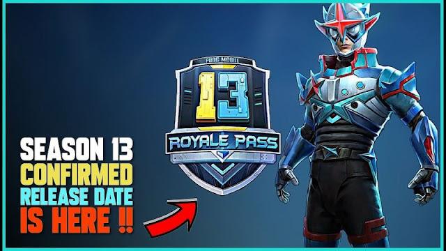 PUBG Mobile Sezon 13 Royale Pass ne zaman açılacak?