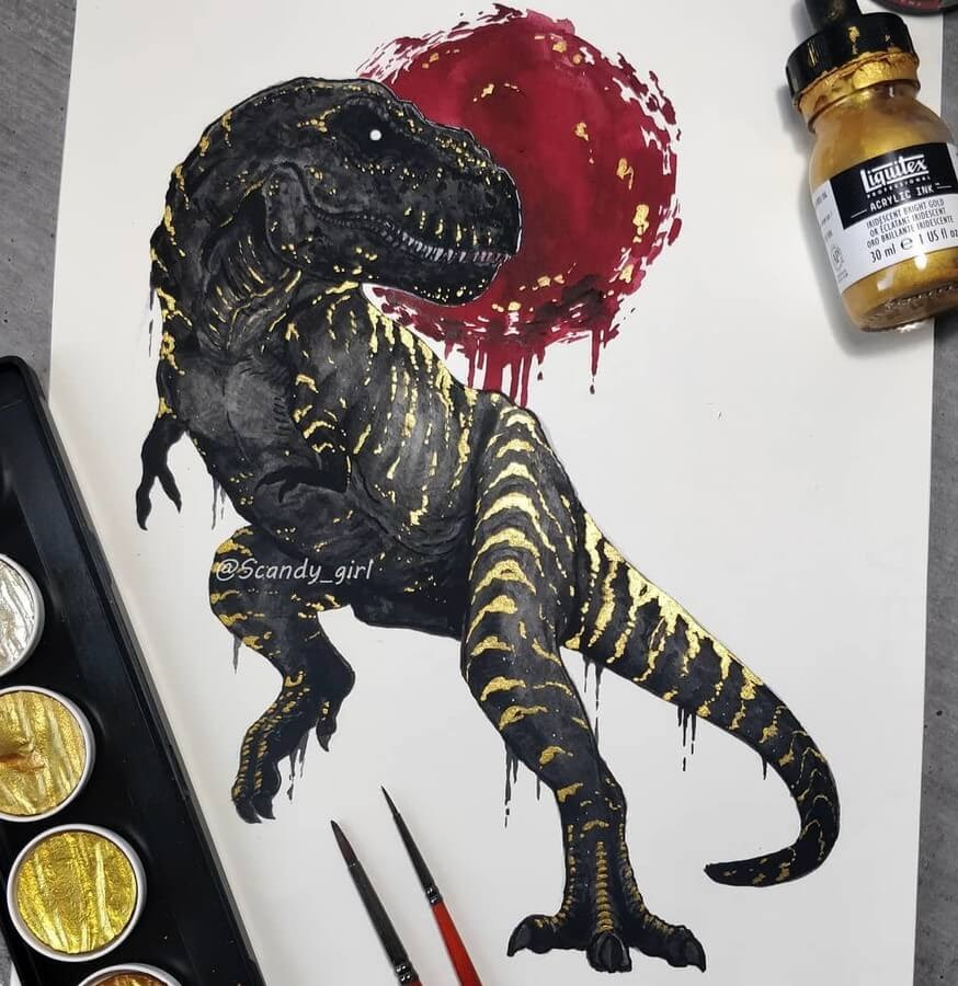 14-T-Rex-Jonna-Hyttinen-www-designstack-co
