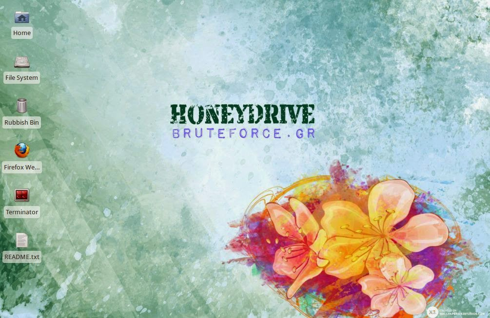 توزيعة HoneyDrive