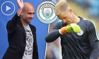 Guardiola Persilakan Joe Hart Tinggalkan Manchester City