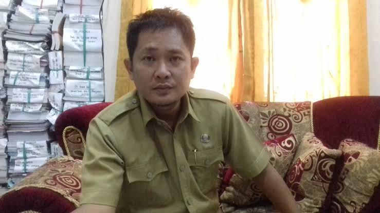 Theno Bantah adanya Pemerasan di Dinas PU Kota Bitung