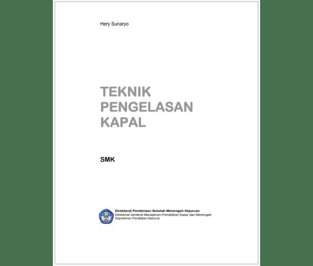 Buku SMK Teknik Pengelasan Kapal