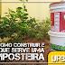COMO FAZER UMA COMPOSTEIRA CASEIRA - PREPARADOR URBANO #20