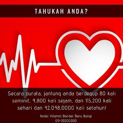 Polifenol dan Jantung Sihat