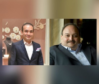 Nirav Modi, Mehul Choksi