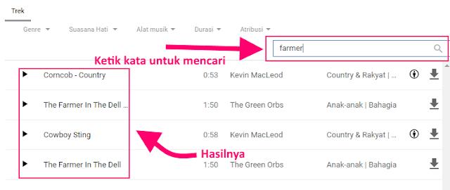 download musik gratis tanpa hak cipta