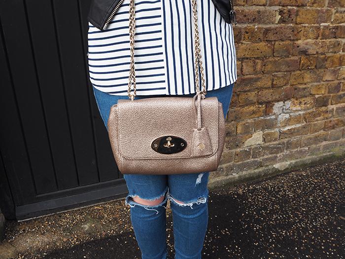 Mulberry Mushroom Lily Fashion Blogger