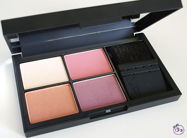 Nars despair cheek palette limited edition steven klein