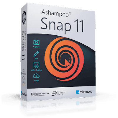 Ashampoo Snap11 تحميل برنامج تصوير الشاشة وعمل الشروحات