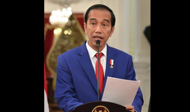 Pernyataan Sikap Jokowidodo