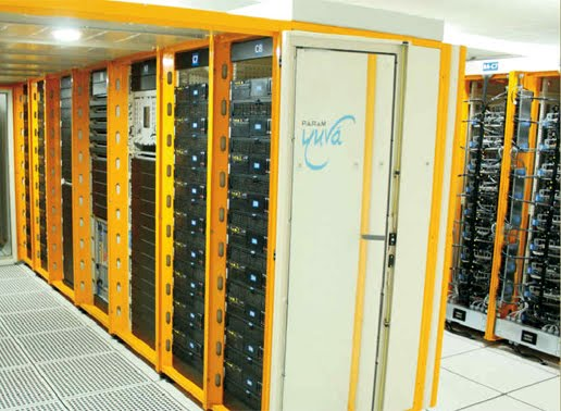 Param Yuva II, India's fastest supercomputer unveiled