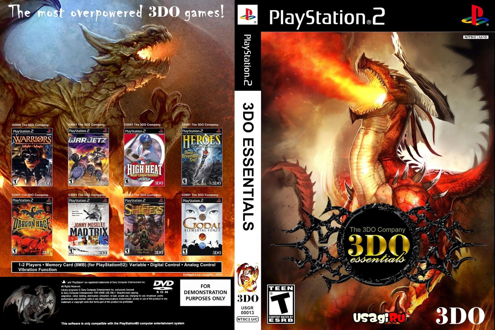 Blog Do Usagiru Isos Playstation 2