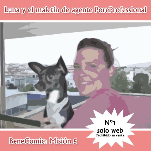 foto del benecomic para benefit BeneComic