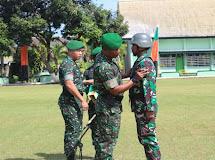 Danrindam XIII/Merdeka Buka Diktukba TNI AD 2019