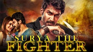 Surya The Fighter (2019) Hindi Dubbed 720p HDRip x264 550MB
