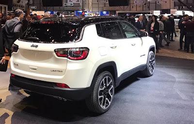 Spesifikasi Lengkap Dan Harga Jeep New Compass Terbaru 2019, Termasuk Mobil SUV Termurah Dari Jeep