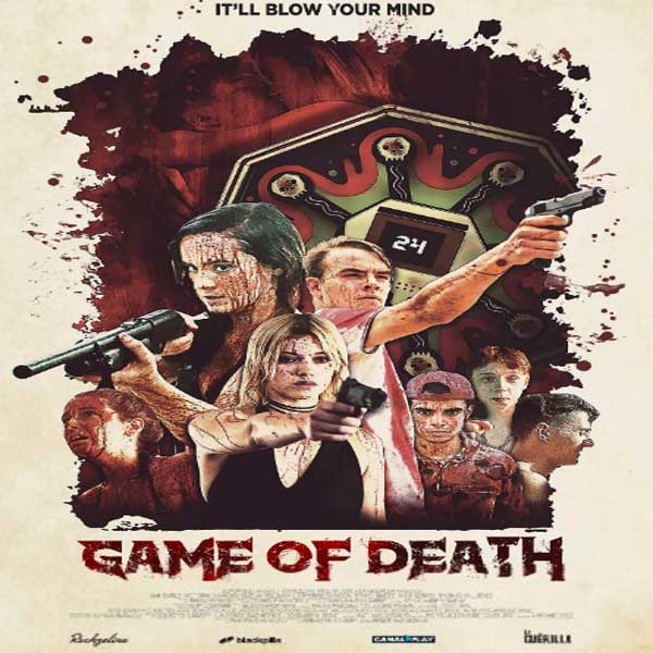 Game of Death, Game of Death Synopsis, Game of Death Traier, Game of Death Review, Poster Game of Death