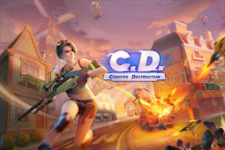 Download Game mirip fornite di Android, Creative destruction