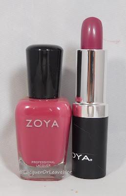 Zoya Maggie with Zoya Padma