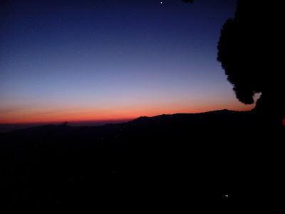 Darjeeling Just Before Dawn