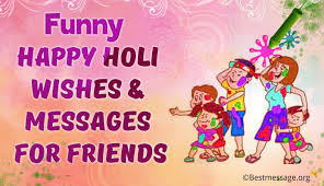 Happy holi wishes messages 2018