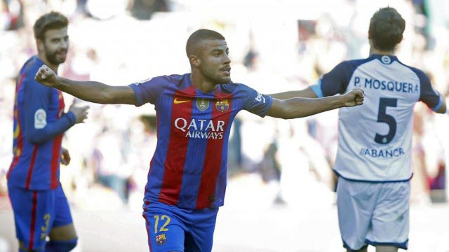 [Video] Cuplikan Gol Barcelona 4-0 D.La Coruna (Liga Spanyol)