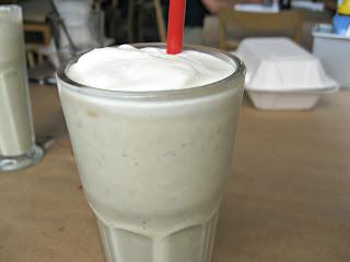 Vinsetta Garage Caramel Banana Milkshake