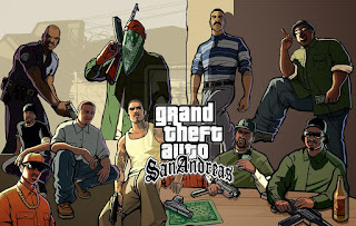 GTA San Andreas Android apk