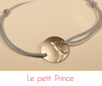 collection de bijoux de Le petit Prince de la monnaie de Paris