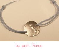 bracelet or le petit prince