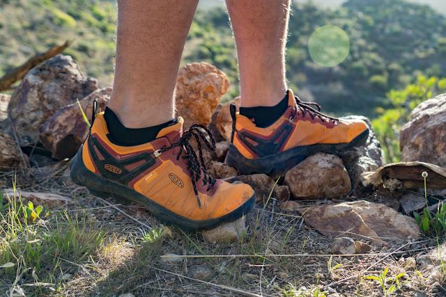 Keen Venture WP | Wasserdichte Wanderschuhe für Herren | Agiler Hiker für Touren auf dem Trail 05