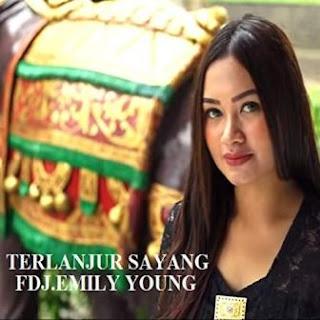 Lagu ini masih berupa single yang didistribusikan oleh label ARD MANAGEMENT Record Lirik Lagu FDJ Emily Young - Terlanjur Sayang