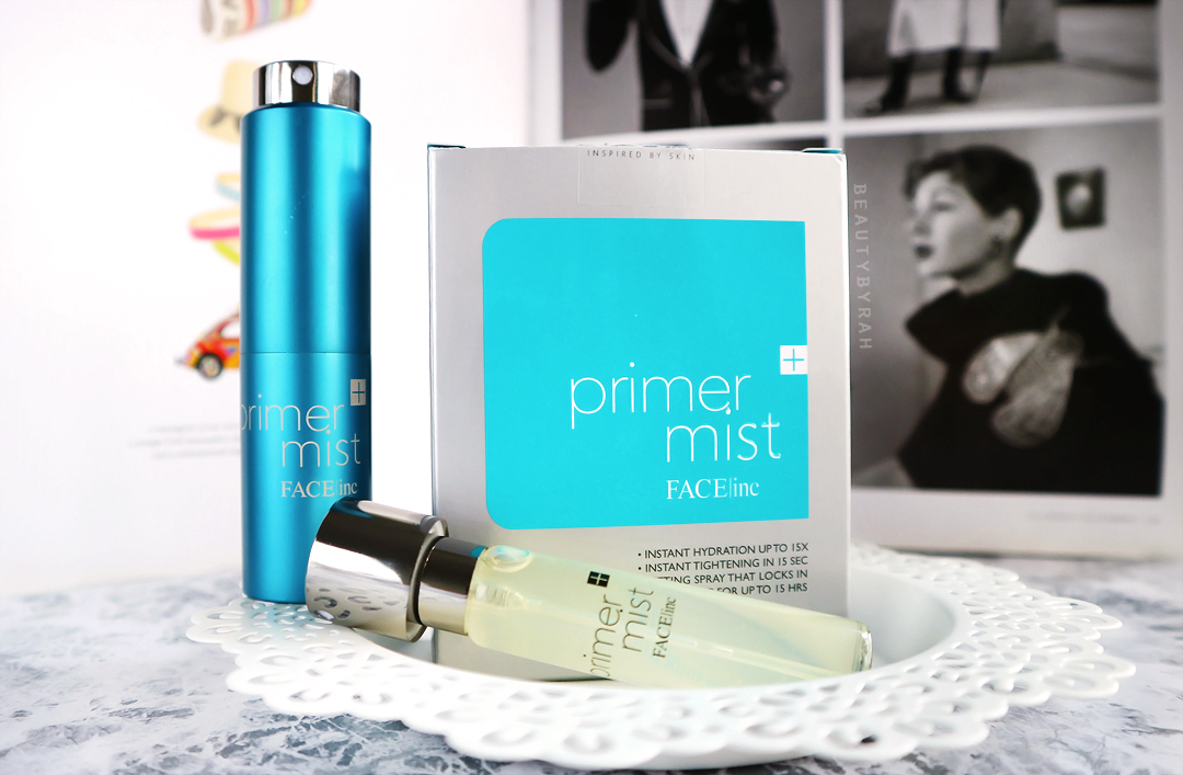 The Face Inc Primer Mist Review