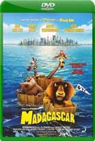 Madagascar 1 (2005) DVDRip Latino