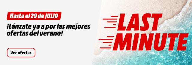 Top 10 ofertas folleto Last Minute de Media Markt
