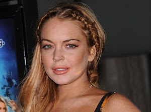 Lindsay Lohan: she has already planned a trip to Europe right out of rehab!