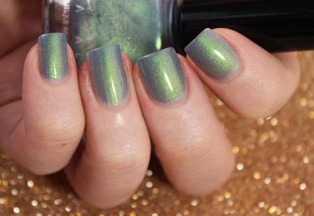 Femme Fatale Swept Across the Sea Swatches & Review