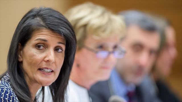 EEUU pide 'acciones' contra Venezuela tras fracasar en la OEA