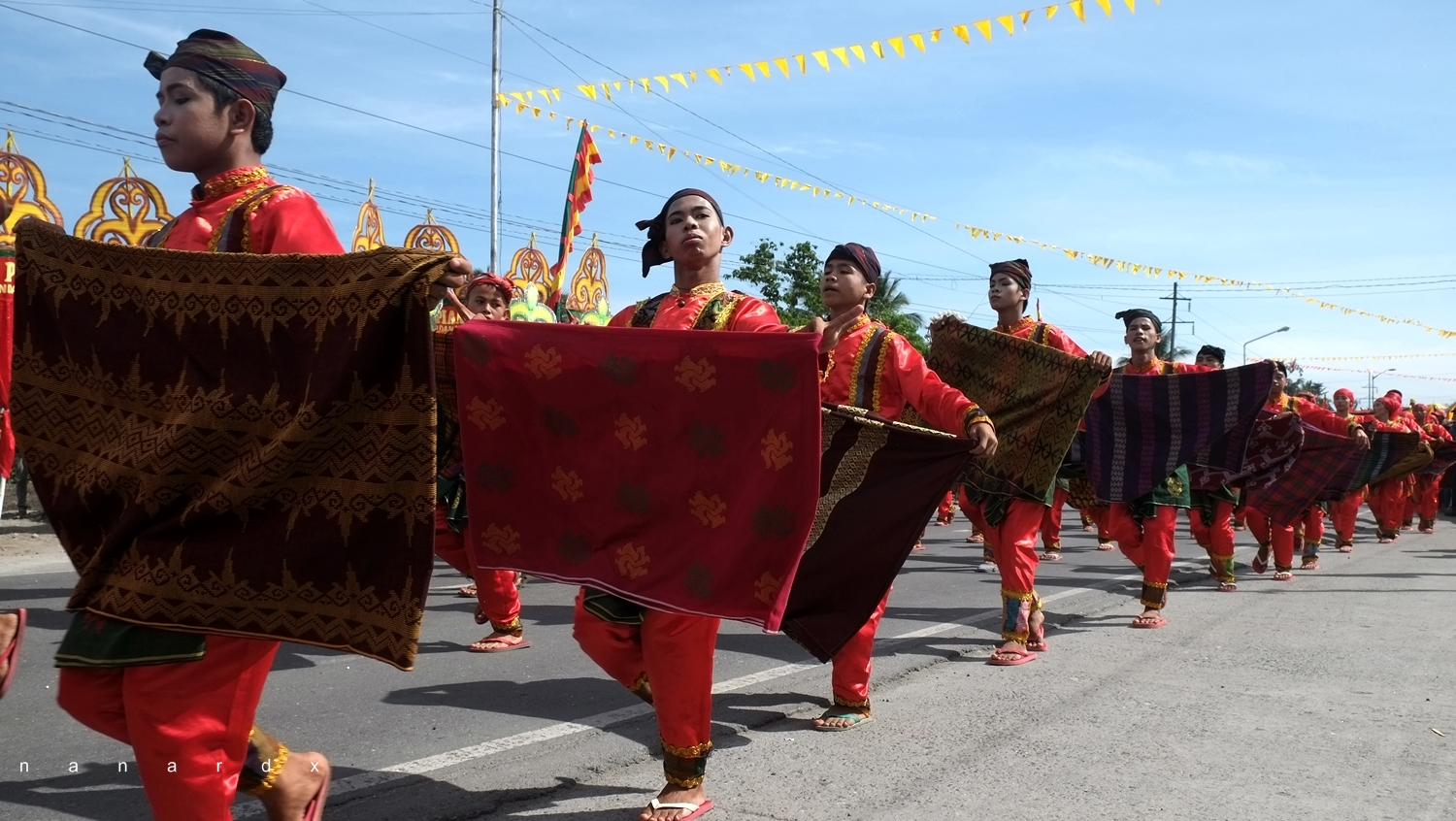 Inaul Festival celebrates the province's pride, rich culture and heritage.