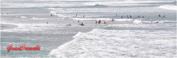 La costa de Hossegor en las Landas es uno de los mejores sitios para practicar surf de toda Europa. Además allí se puede disfrutar de unas magníficas playas. En Blog de Viajes.