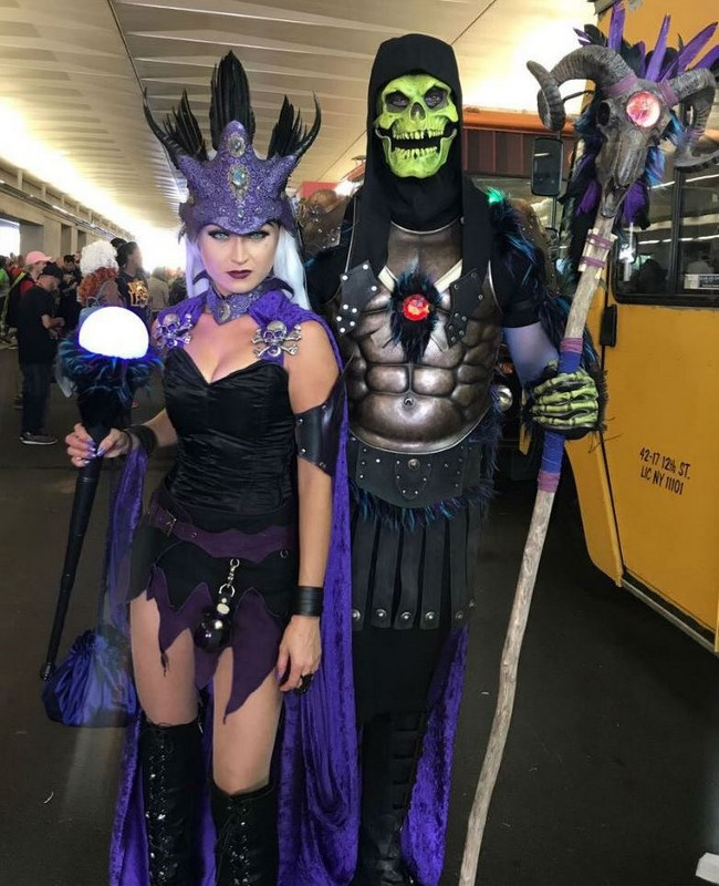 Os mais incríveis cosplays da Comic Con New York